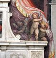 Giovan battista naldini, affreschi della tomba di michelangelo 03.JPG