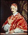 Giovanni Battista Gaulli - Portrait of Pope Alexander VII (Fabio Chigi) - Walters 37598.jpg