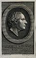 Giovanni Lodovico Bianconi. Line engraving by J. Benaglia af Wellcome V0000529.jpg