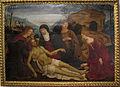 Girolamo di benvenuto, pietà con le marie e san giovanni.JPG