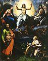 Giulio Romano, La Deesis tra i santi Paolo e Caterina.jpg