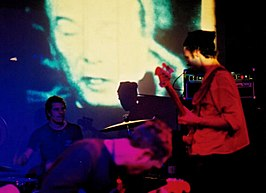 Godspeed You! Black Emperor in Londen november 2000