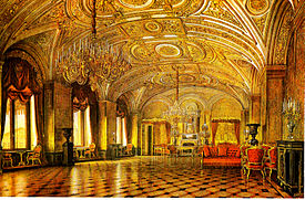 Gold Drawing Room of the Winter Palace - Wikipedia