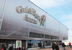 Guldfågeln Arena - Image: Goldenbird arena 1