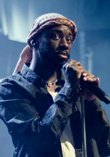 GoldLink rapper from Washington, D.C.