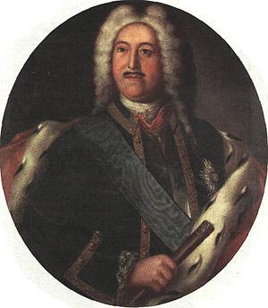 Mikhail Mikhailovich Golitsyn - Mikhail Mikhailovitch Golitsyn