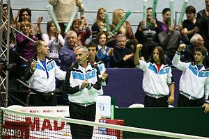 Goran Prpić - Image: Goran Prpic Davis Cup 06032011 1