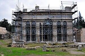 Daphni Monastery - Wikipedia