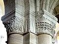 Gournay-en-Bray (76), collégiale St-Hildevert, bas-côté sud, chapiteaux du 2e pilier libre, côté sud-ouest.jpg