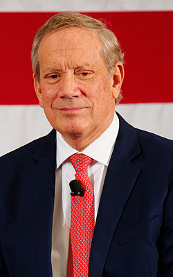 File photo of George Pataki in 2015.  Image: Michael Vadon.