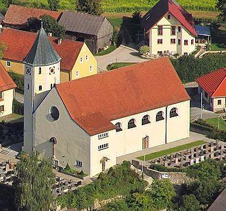 Schmidgaden - Church in Schmidgaden