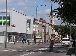 Grajewo pilsudskiego 2009.jpg
