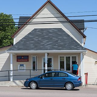 Beaubassin East, New Brunswick human settlement in Canada