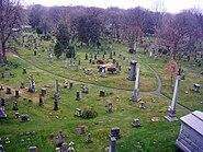 Green-Wood Cemetery by David Shankbone
