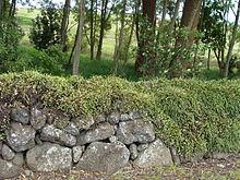 pierre muret extérieur
