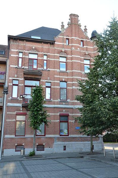 Voormalige directeurswoning van Brouwerij De Rolaf, Groene Hofstraat 1, Boom