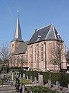 groesbeek (gld, nl) rijksmonument 18169 hervormde kerk