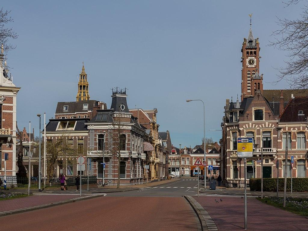 Groningen, straatzicht, Stationsstraat foto4 2015-03-22 12.22.jpg