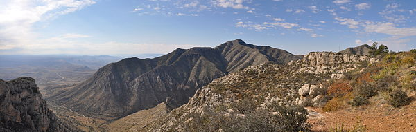 Guadalupe Peak from Bowl Trail.JPG