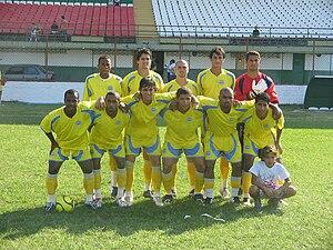 Guanabara Esporte Clube - Team photo from the 2007 season