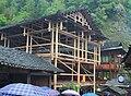 Guangxi.Pingan.maison en ossature à bois long.jpg