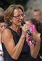 Gudrun Schyman talar på Donners plats IMG 6106.jpg