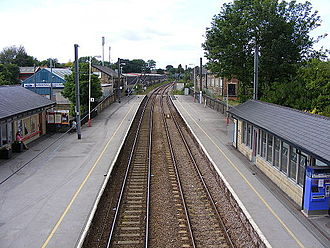 Guiseley railway station - Guiseley Station