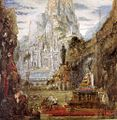 Gustave Moreau - The Triumph of Alexander the Great - WGA16204.jpg