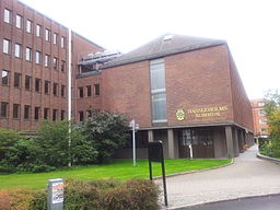 Hässleholm rådhuse (kommunehuse)