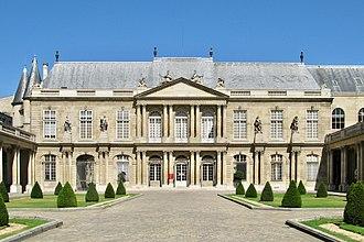 Hôtel particulier - Hôtel de Soubise in Paris