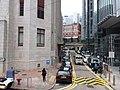 HK 中環 Central 香港中國銀行 舊大廈 Bank of China Building 德輔道中 Des Voeux Road near Queensway n 銀行街 Bank Street October 2018 SSG 05.jpg