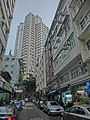 HK 大坑 Tai Hang 安庶庇街 Ormsby Street Third Lane view Winway Court Apr-2014.JPG