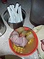 HK 觀塘 Kwun Tong Tsun Yip Street cooked food Market 馬記小食 Restaurant food pork n bones soup November 2018 SSG 01.jpg