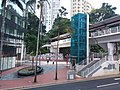 HK 香港電車 Hongkong Tramways 116 tour view Admiralty Queensway December 2019 SSG 04.jpg