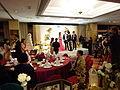HK CWB 柏寧酒店 The Park Lane Hong Kong Hotel 27th Floor interior Wedding party visitors banquet Dec-2015 DSC.JPG
