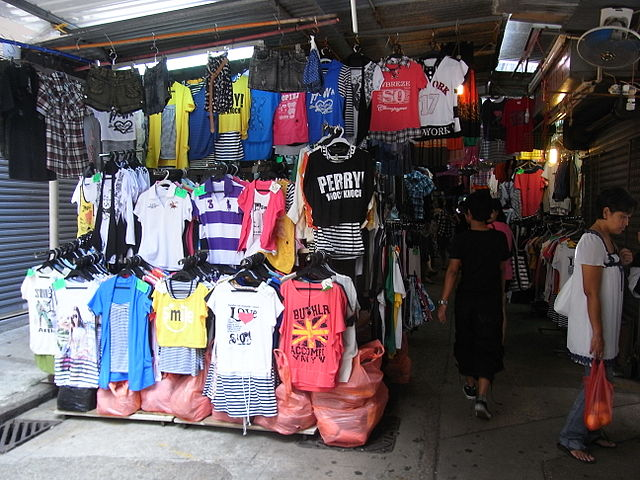 First Avenue Clothing Wholesale Market