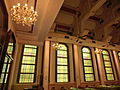 HK CWB Tung Lo Wan 聖馬利亞堂 Saint Mary's Church 26 interior windows May 2013.JPG