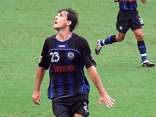 Hélio (footballer) Brazilian-born Hong Kong footballer