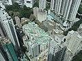 HK Kennedy Town 寶雅山 46C Belcher's Hill view 青蓮臺 Ching Lin Terrace June-2011.JPG