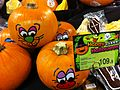 HK Sheung Wan Parkn Shop Halloween decor Pumpkins Oct-2013 001.JPG