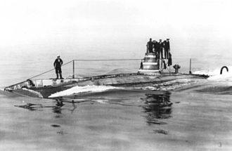 HMS A3 - Image: HMS A3