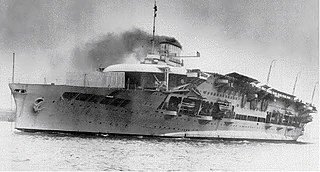 HMS <i>Glorious</i> Courageous-class battlecruiser built for the Royal Navy during the First World War