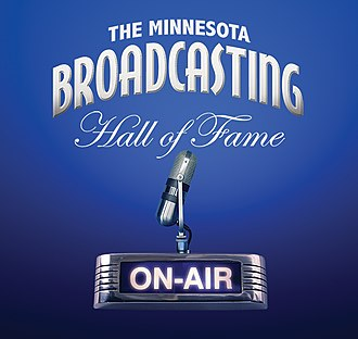 Pavek Museum of Broadcasting - This is the logo for the Minnesota Broadcasting Hall of Fame