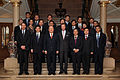 HRH Grand Duke Henri of Luxembourg with members of the Chinese delegation - Flickr - Horasis.jpg