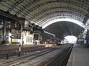 Haarlem station binnen