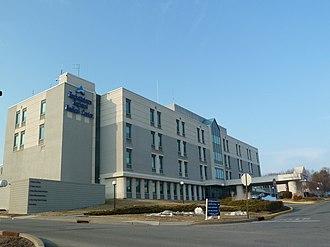 Hackettstown, New Jersey - Hackettstown Hospital