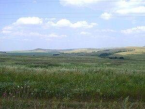 Khaybullinsky District - View of Khaybullinsky District