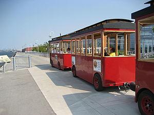 Hughson Street (Hamilton, Ontario) - Waterfront Trolley, Pier 8