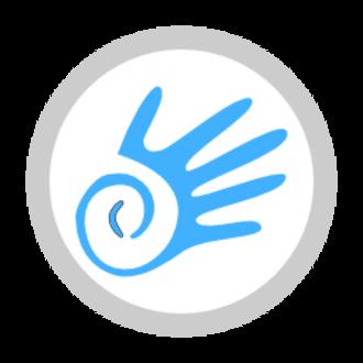 HandyLinux - Image: Handy Linux logo circle