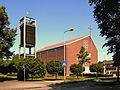 Hannover Vahrenheide Kirche Franziskus.JPG